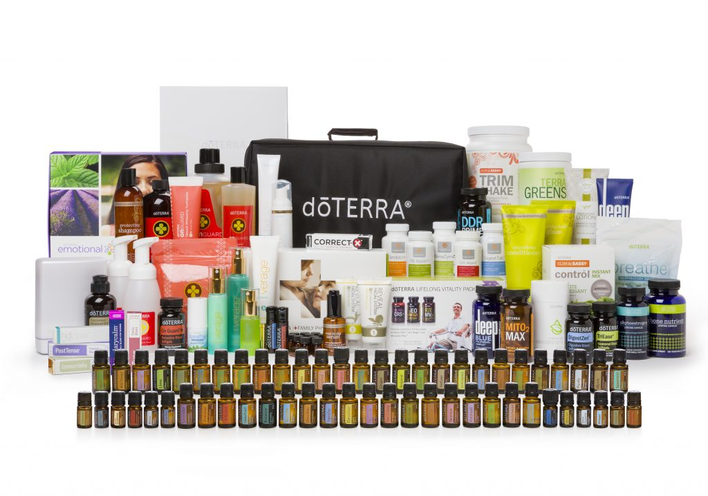 dōTERRA Diamond Leader Kit